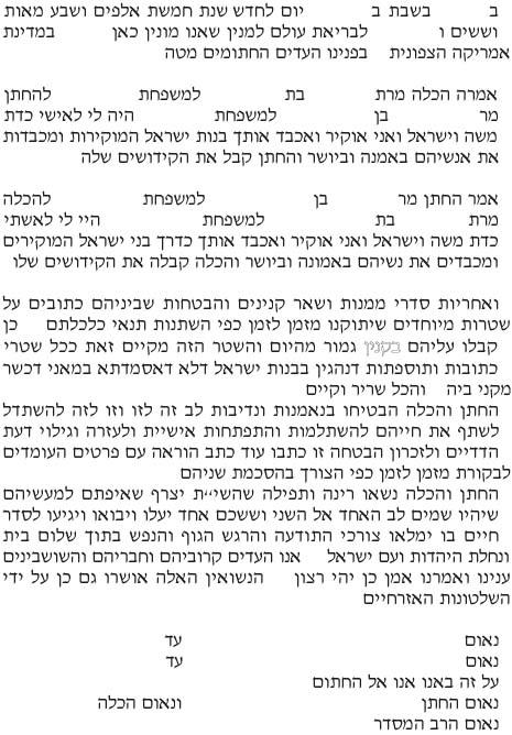 Renewal Hebrew Text | Artketubah.com