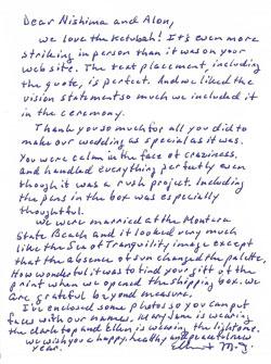 Testimonials | Artketubah.com