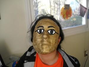 Egyptian mummy?